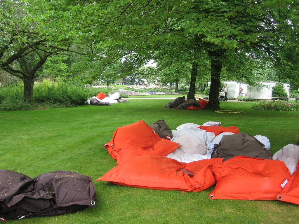 Sitzsack Tipps 2014 outdoor Garten