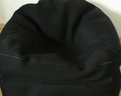 IKEA Sitzsack schwarz